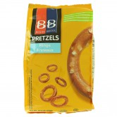 Pretzel Rings Salted