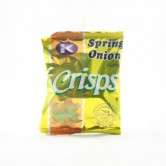 Potato Chips - spring onion