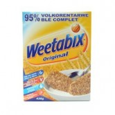 Cereal Weetabix Whole Wheat