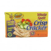 Crackers Whole Spelt