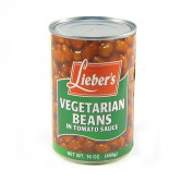 Beans Vegetarian in tomato sauce