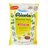 Candy Hard Sugar Free Ricola Mountain Herb