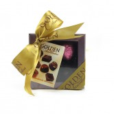pralines golden chocolate
