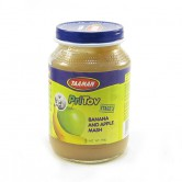 Baby Food Banana Apple