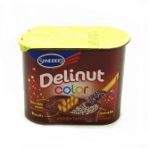 delinut color - chocolate cream, biscuits & sprinkles