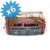 Bagel Whole Wheat Frozen