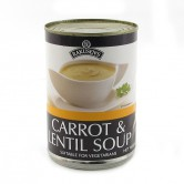 Canned Soup - Carrots & Lentils