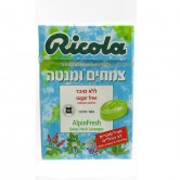 Candy Hard Dispenser Ricola AlpineFresh