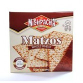 Whole Wheat Matzo