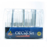 Oil Cups Plastic #13