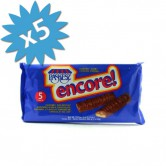 encore - caramel & biscuit enrobed in milk chocolate