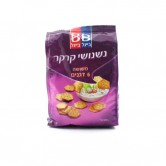 Nishnosh Crackers - hexagonal shaped 6-grains