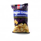 Cracker Crisps Sour Cream & Onion