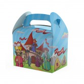 Purim Gift Box Cardboard