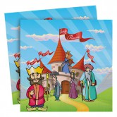 Purim Tableware Napkins