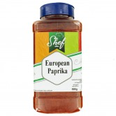 Spices Paprika Powder European Style