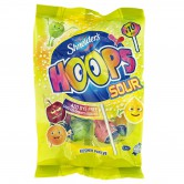 Candy Lolly Hoops Sour
