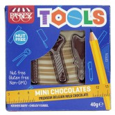 Milk Chocolates Minis Tools Builder