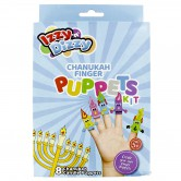 Chanukah Craft Finger Puppets