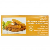 Fish  Fingers Breaded Frozen