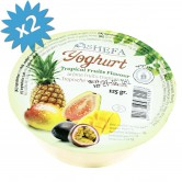 Yoghurt   Tropical Fruits