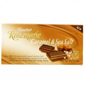 Chocolate Tablet Milk Rosemarie Caramel Sea salt