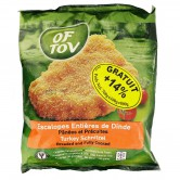Frozen Breaded Turkey - Cutlets