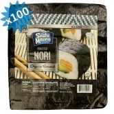Nori Sheets for Sushi - Silver Quality