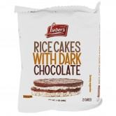 Rice Cakes Dark Chocolate Coated Small
