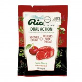 Candy Hard Ricola Dual Action Cherry