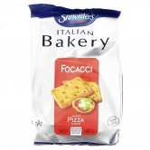 Crackers Italian Bakery Focaccia Pizza