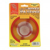Sink Strainer Red