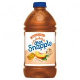 Juice Snapple Diet Peach Tea