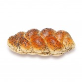 Roll Braided Soft Poppy Seeds