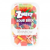 Candy Jelly Box Sour Brix Rainbow