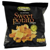 Vegetable Chips Sweet Potato with Sea Salt
