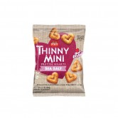 Pretzel Thinny Mini Hearts Sea Salt