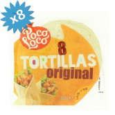 Wraps Tortillas Mini