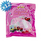 Candy Gel Squeeze Strawberry Truck