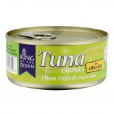 Tuna Chunks in Olive Oil