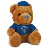 Chanukah Toy Teddy Bear