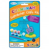Chanukah Craft Suncatcher