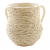 Cup Washing Polyresin Rope Beige