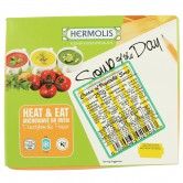 Ready Meal Frozen Soup Vegetable