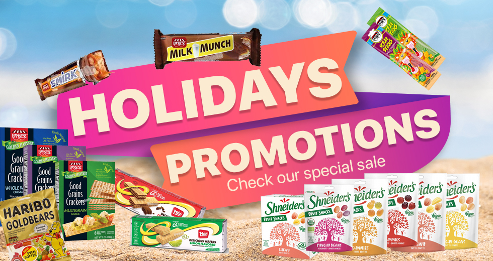 Holidays Promotions