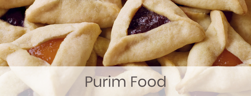 Purim Food